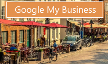 Fiche �tablissement Google My Business